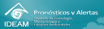 Pronosticos y Alertas IDEAM